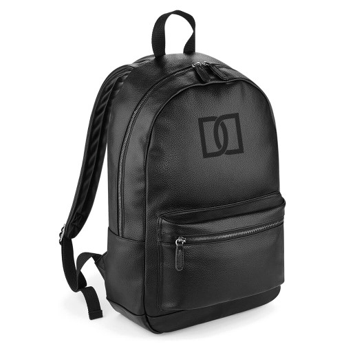 Dennis & Dyer Boxing Academy Faux Leather Backpack