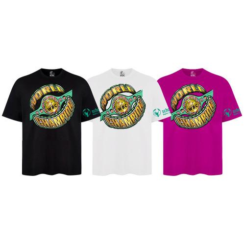 WBC 2021 Championship Belt t-Shirt