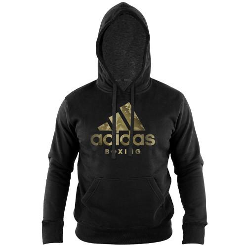 Adidas Gold Print Boxing Hoody