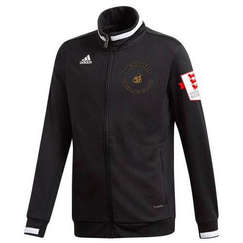 BEXHILL BOXING CLUB ADIDAS T19 KIDS TRACK JACKET