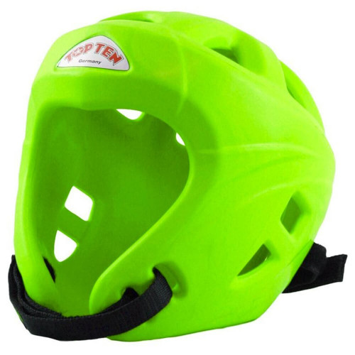 TOP TEN AVANTGARDE HEADGUARD NEON