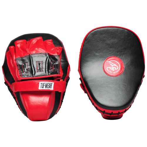 Tuf Wear Lightweight Curved Hook and Jab Pad