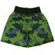 ADIDAS CAMO SATIN BOXING SHORTS