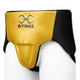 STING PRO LEATHER ABDOMINAL GUARD