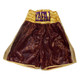 CUSTOM MADE SNAKESKIN LEATHER LOOK BOXING SHORTS
