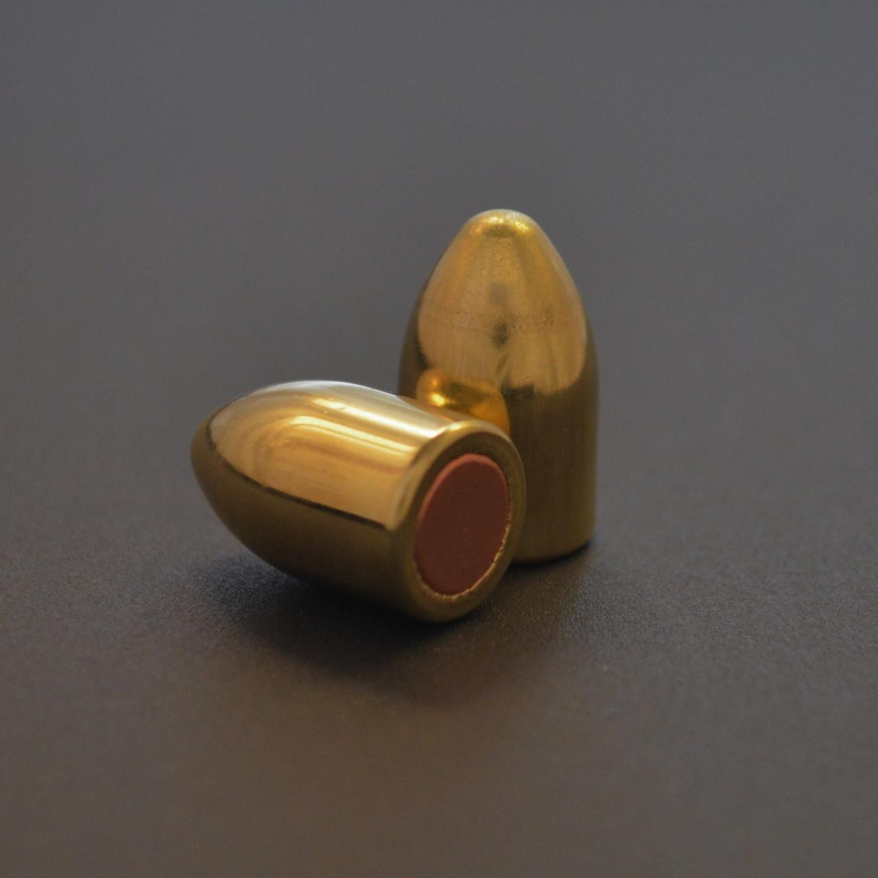 9mm/124gr CMJ -500ct