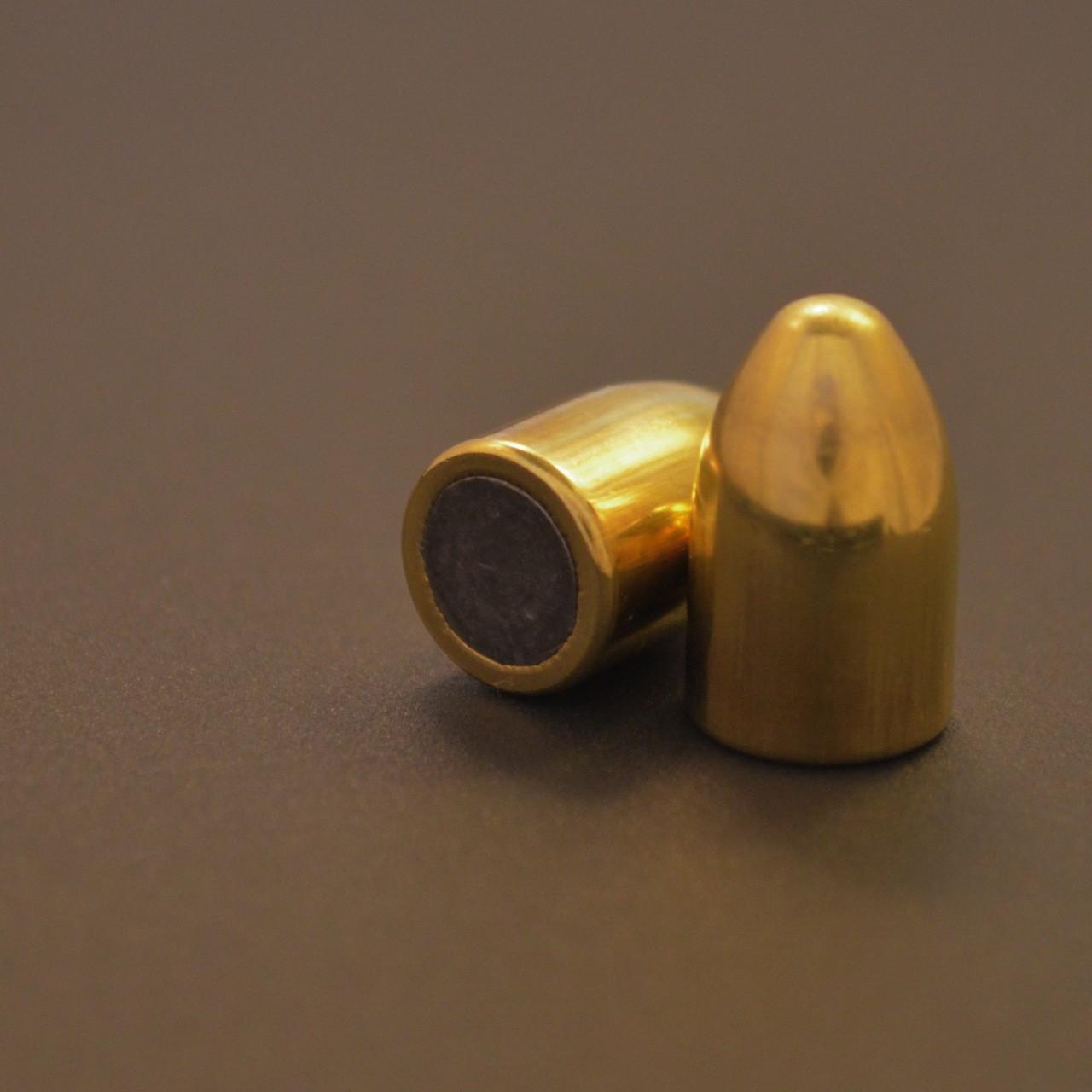 9mm/124gr FMJ -100ct