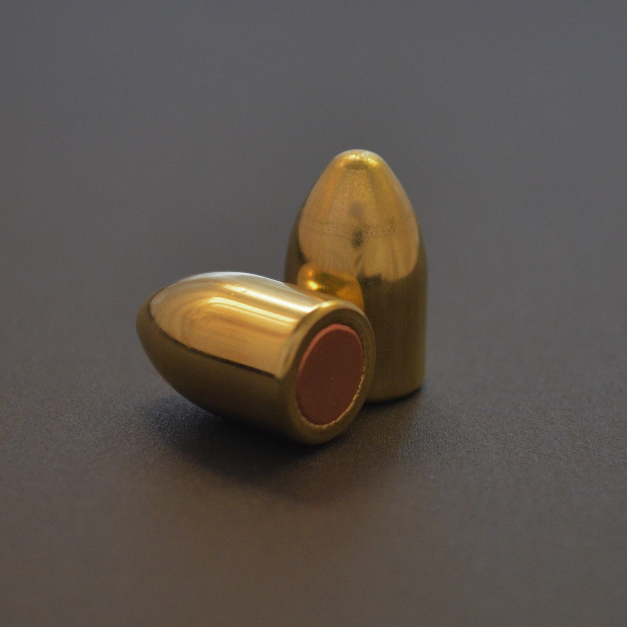 9mm/124gr CMJ -1,000ct