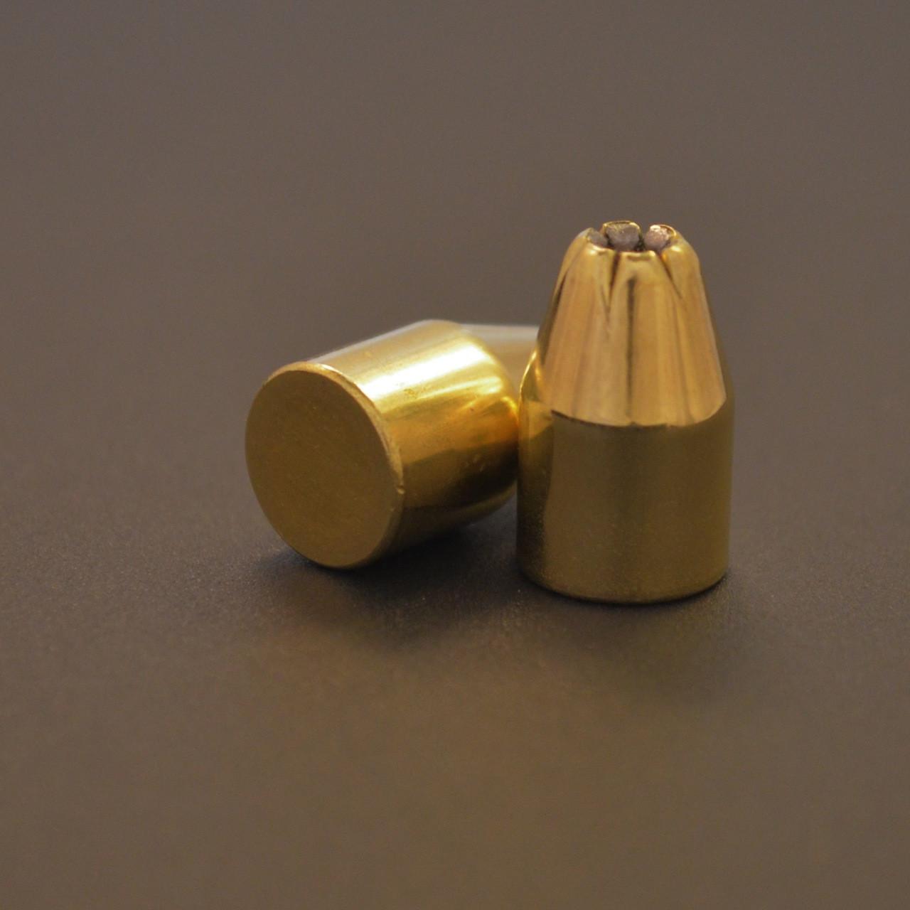 9mm/124gr JHP - 500ct