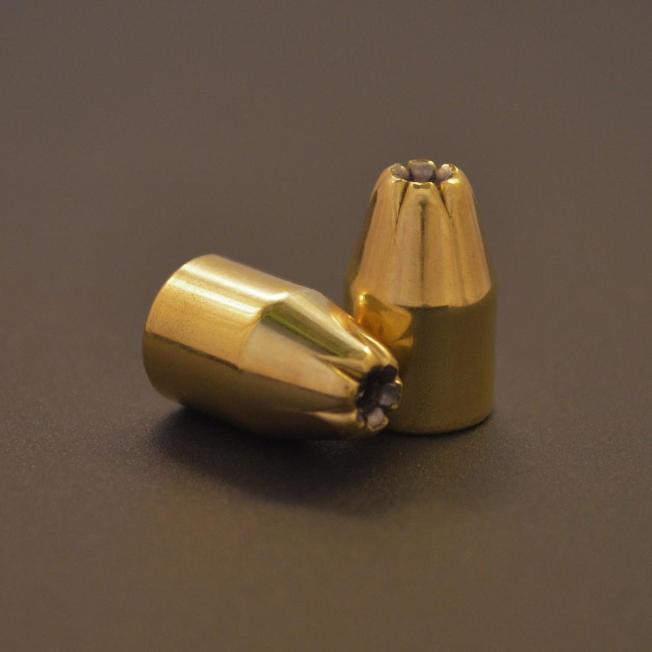 9mm/124gr JHP - 100ct