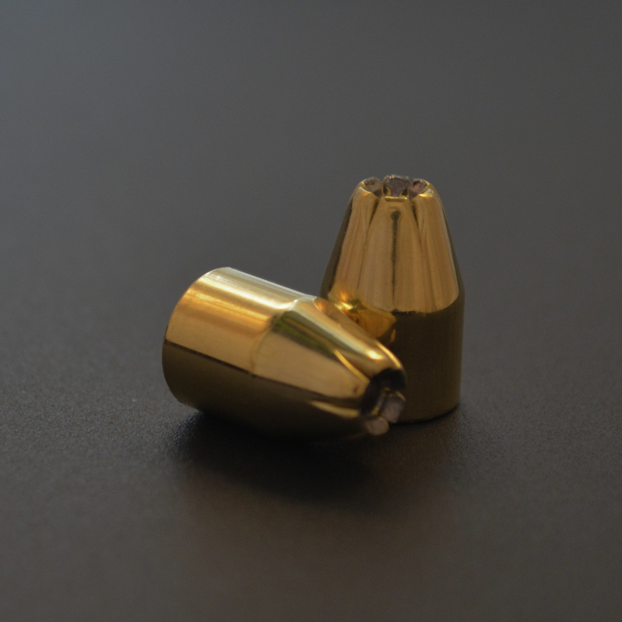9mm/115gr JHP - 4,000ct CASE