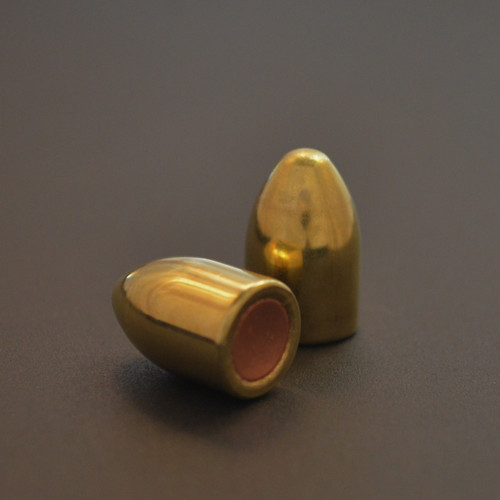 9mm/115gr CMJ - 500ct