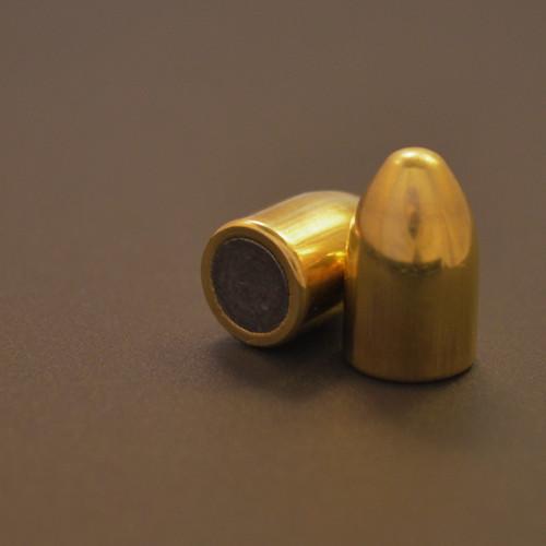 9mm/124gr FMJ - 500ct