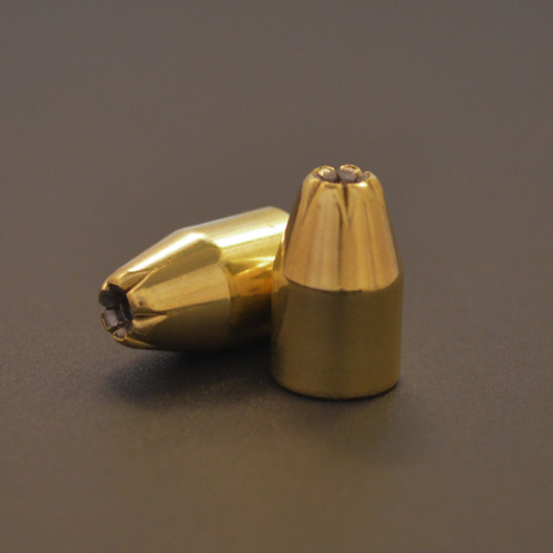 9mm/124gr JHP - 1,000ct