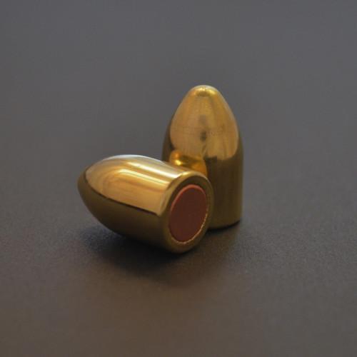 9mm/124gr CMJ -3,750ct CASE