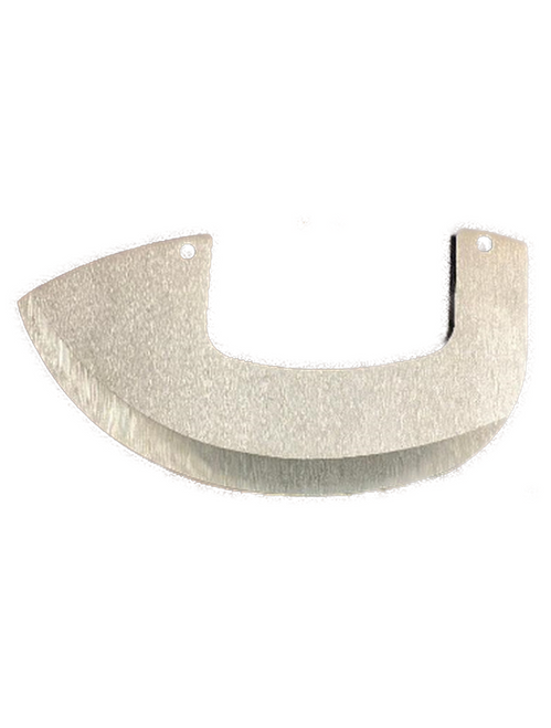 S902 Stainless Flat Top Style ULU Blank