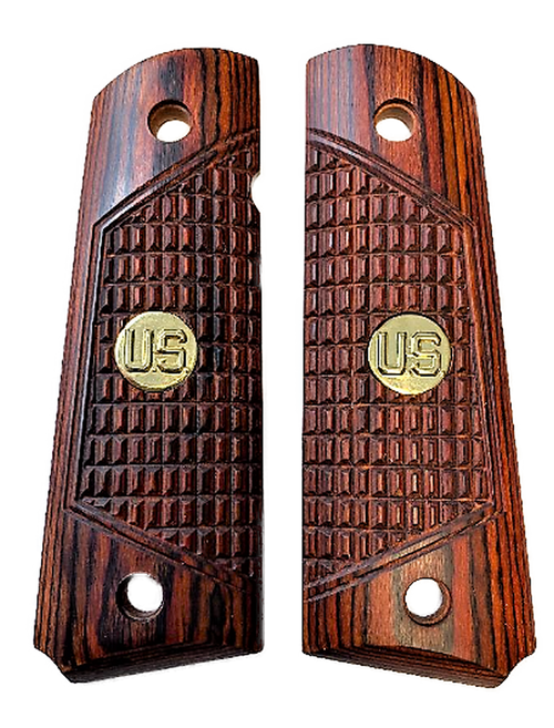 1911 Full Size Outback Rosewood Pattern w/Gold US