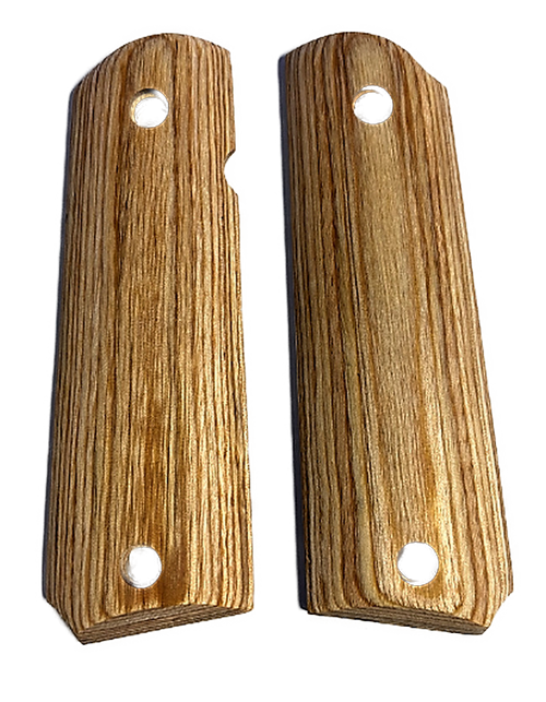 1911 Unfinished Full Size Wood Grips