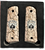 1911 fits Grips Colt Gov & Clones HD Picture of Aces & Eights UV Printed