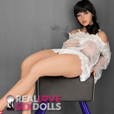 Tall busty big butt sex queen exotic lover premium TPE sex doll 158cm G-cup breasts Kasumi WM doll