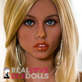 WM Dolls sex doll head #372
