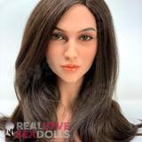 In-stock doll head 201 by WM Doll
