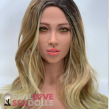 In-stock doll head 221 by WM Doll