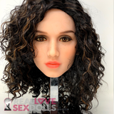 In-stock doll head 200 by RLSD