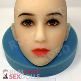 In-stock doll head 37 by WM Doll