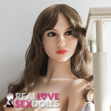 Sexy older woman hot premium TPE sex doll head #201