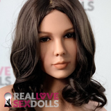 Sex doll head #74 at Real Love Sex Dolls