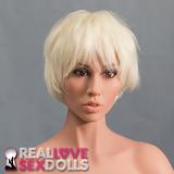 Beautiful MILF mature premium TPE love doll head #157