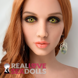The beautiful love doll head 200 inspired by Ana de Armas, an RLSD exclusive.