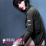 Moody lover sexy reward premium companion TPE sex doll 166cm B-cup