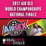 RLSD is sponsoring the 2017 Air Sex World Championships