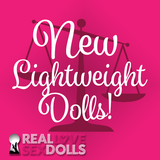 Take our new light and tall dolls for a spin!