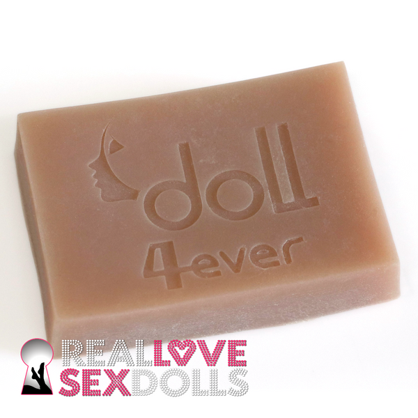 Block of Doll-forever / Piper Doll Platinum TPE Sample in Light Tan.