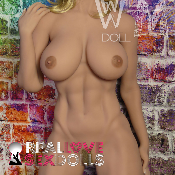 167cm G-cup WM Doll Muscular Sex Doll