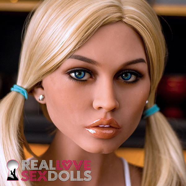 Sex Doll Head #370 by WM Doll