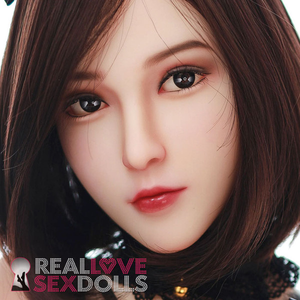 Sex doll head 390 by WM Doll
