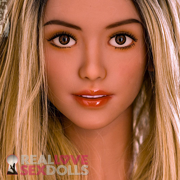 Sex doll head 326 by WM Doll