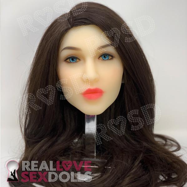 In-stock doll head 117 by WM Doll