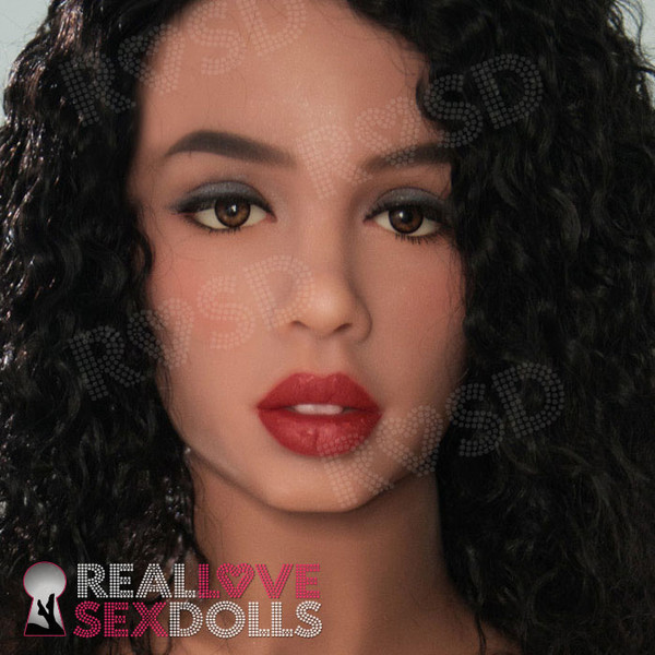 Sex doll head #311 by Doll France