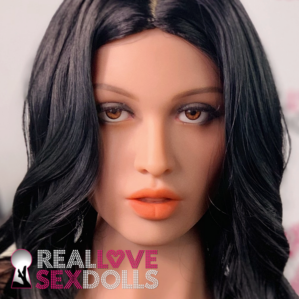 Sex doll head with ethnic flavor, head #108