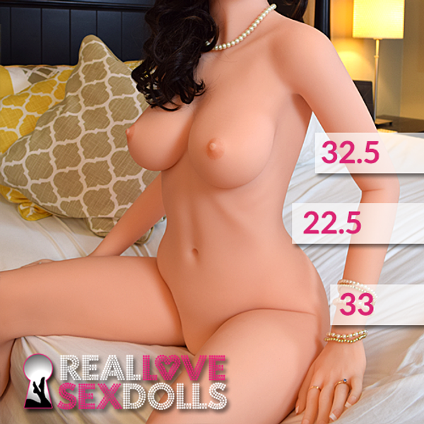 163cm sex doll with #30 head at Real Love Sex Dolls