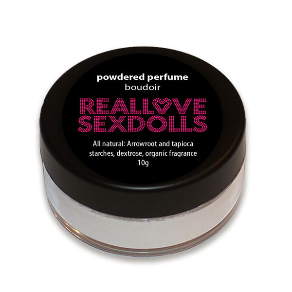 Sex Doll powdered perfume scent Boudoir.