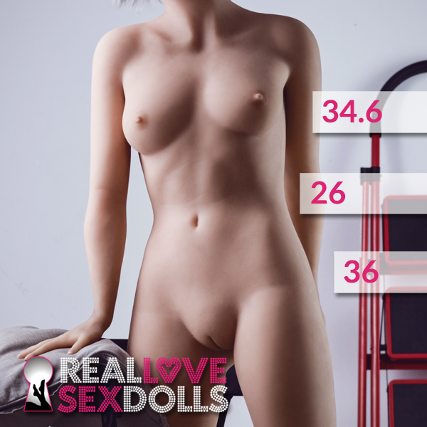 Sexy super realistic hot lover premium TPE love doll 162cm B-cup customizable body style