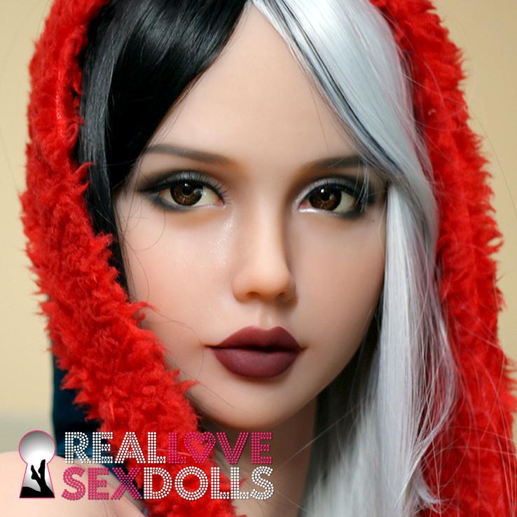 sex doll head #233