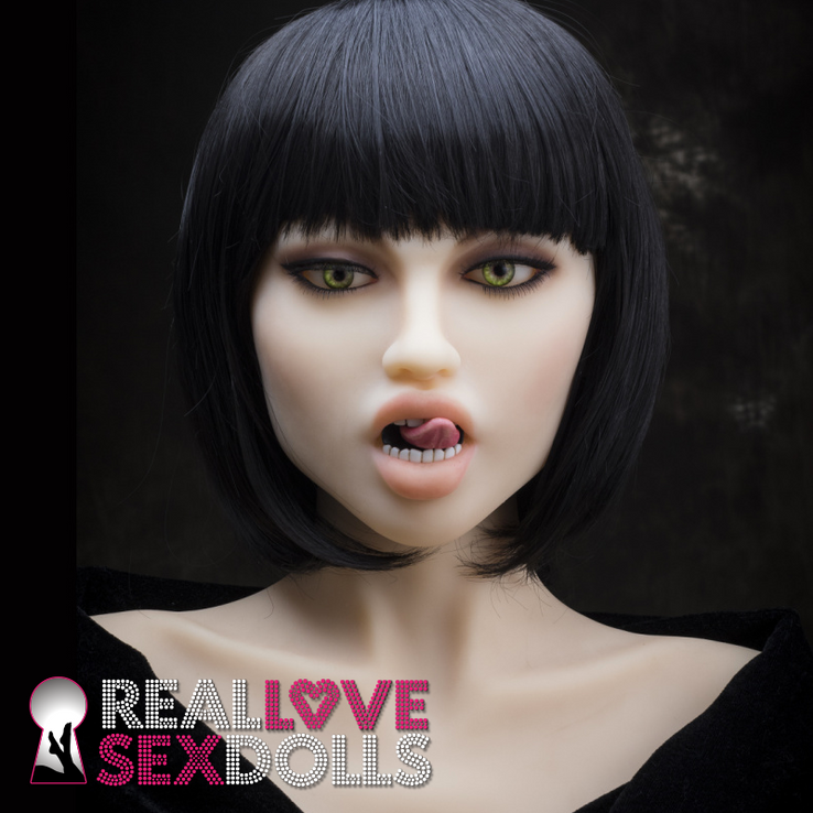 Sex doll teeth and tongue set by The Doll Factory for WM Dolls.
