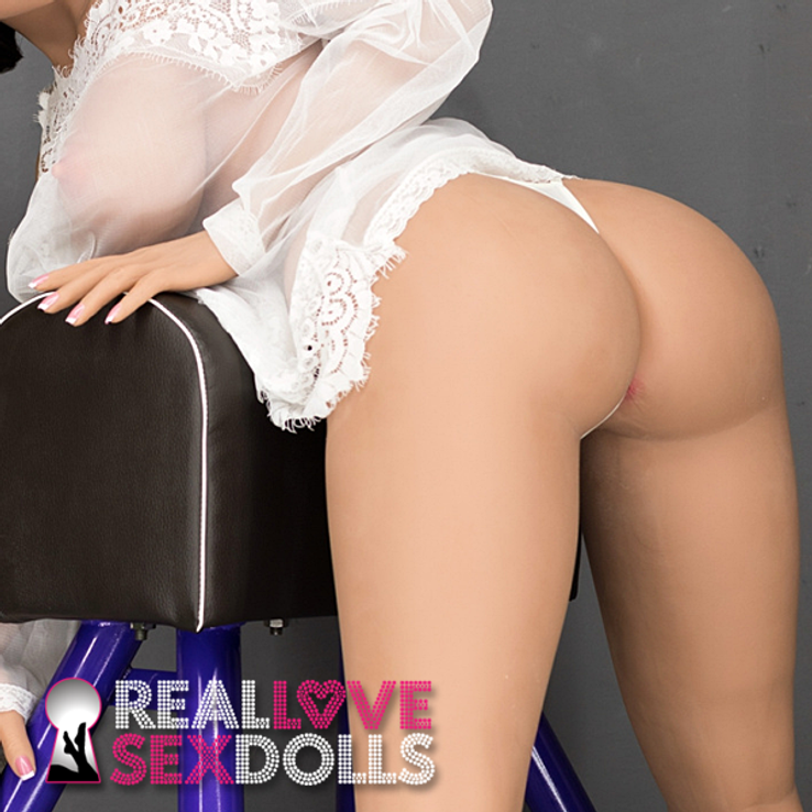 Tall hot curves slinky sexpot passionate life-like TPE sex doll customizable 158cm body